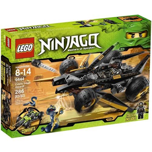 Lego Ninjago Coles Tread Assault