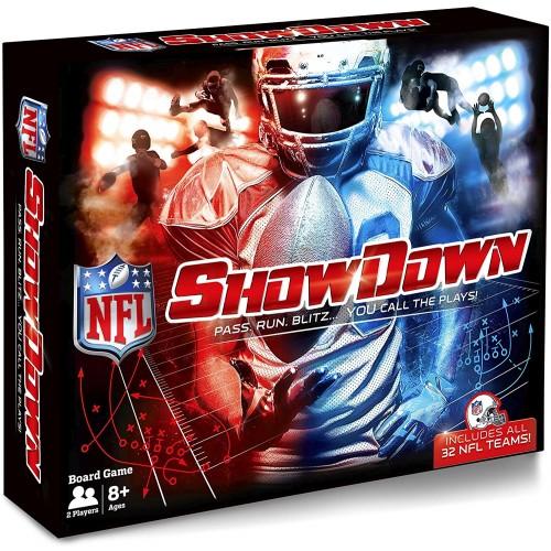 Buffalo Games Nfl Showdown Pass Run Blitz You Call The
