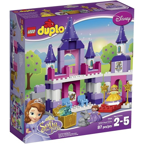 Lego Duplo Disney Sofia The First Royal Castle
