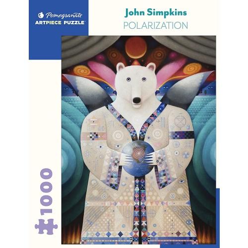 John Simpkins Polarization 1000Piece Jigsaw
