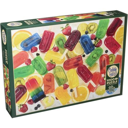 Popsicles Puzzle
