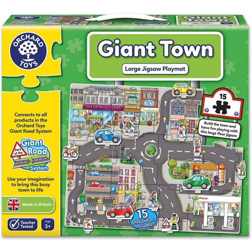 Orchard Toys Giant Town Jigsaw Floor Puzzle 15