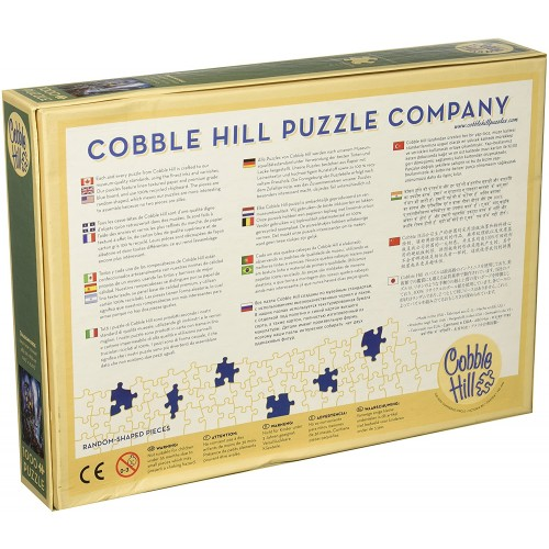 Cobble Hill Dragon Forge Jigsaw Puzzle 1000