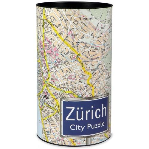 Extragoods City Puzzle Zuerich