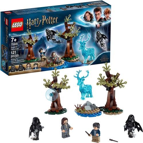 Lego Harry Potter And The Prisoner Of Azkaban Expecto Patronum 75945 Building Kit 121