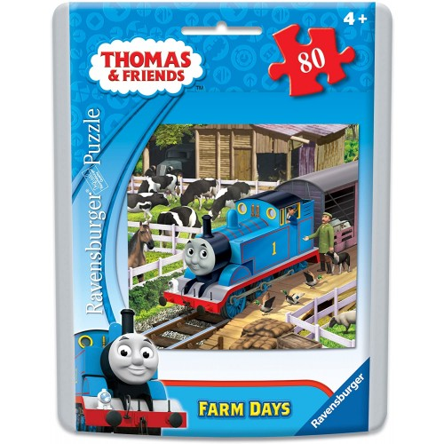 Ravensburger Thomas Friends Farm Days Puzzle In An Easyseal Pouch
