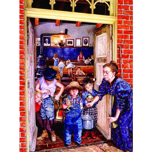 Her Little Rascals 300 Pc Jigsaw Puzzle By