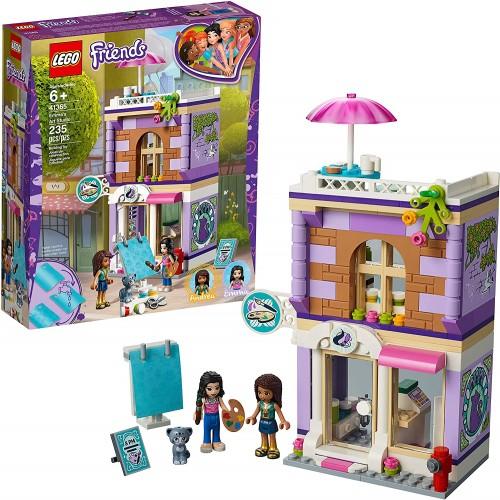 Lego Friends Emmas Art Studio 41365 Building Kit 235