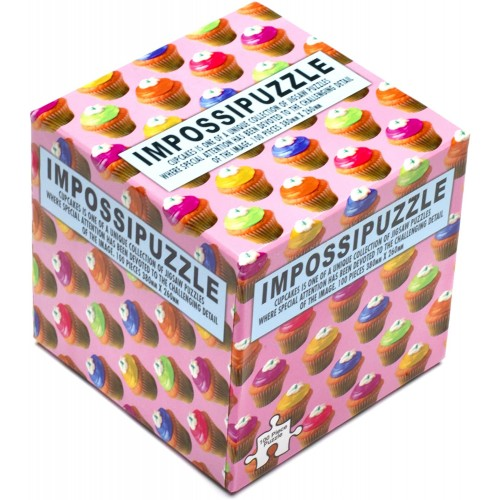 Funtime Gifts Cup Cake Impossible Cube