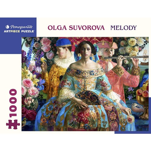 Olga Suvorova Melody 1000Piece Jigsaw