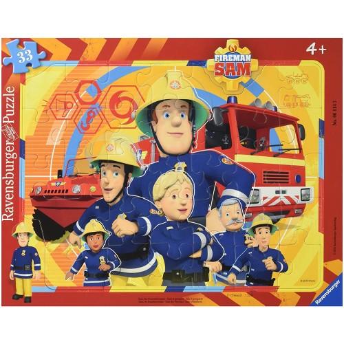 Ravensburger The Fireman Sam Jigsaw Puzzle 33