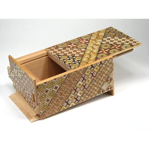 Japanese Puzzle Box 271Steps 5Sun