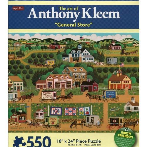 Anthony Kleem General Store 550 Piece