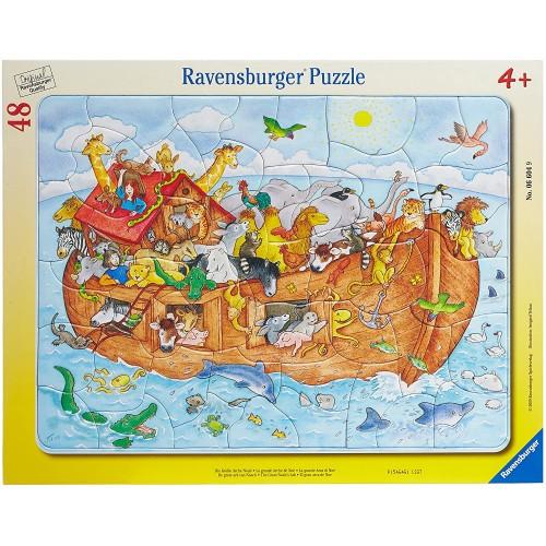 Ravensburger Noahs Ark Jigsaw Puzzle 48
