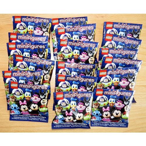 Lego Disney Series Minifigures Complete Set Of 18