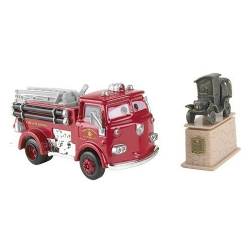 Cars Movie Moments Car Set: Stanley & Red