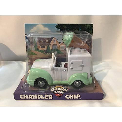 Collectible CHEVRON Cars MINT Chandler Chip