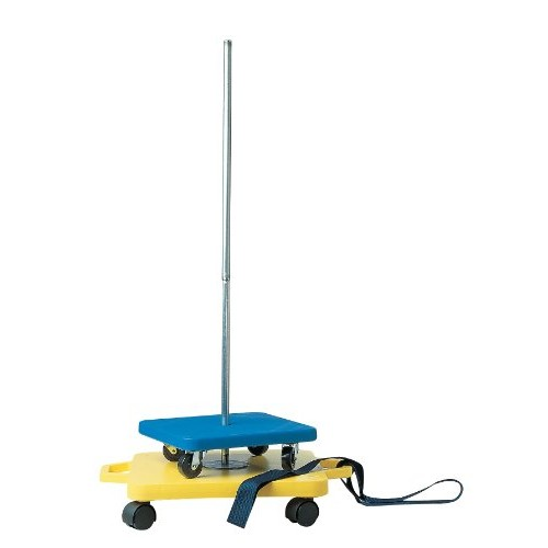 Champion Sports Scooter Stacker Yellow