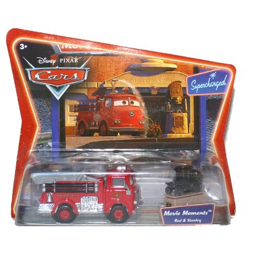 Cars Movie Moments: Stanley & Red