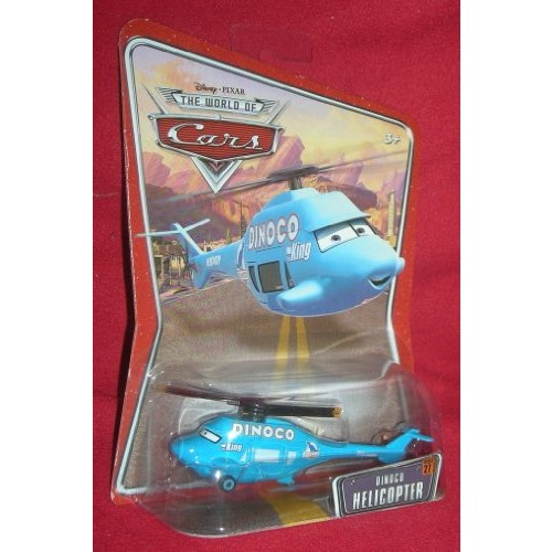Cars : Dinoco Helicopter