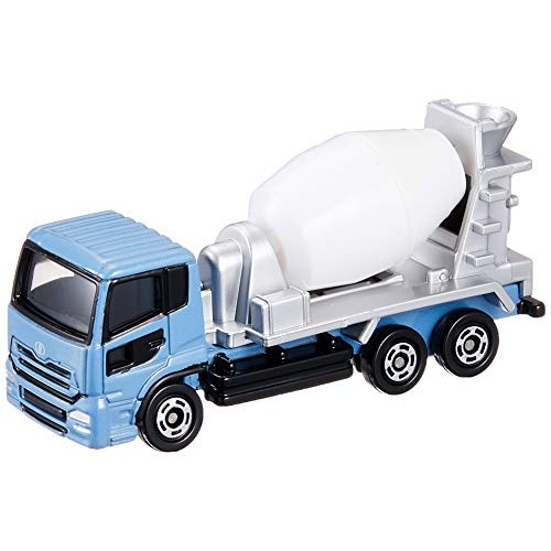 TOMICA No 053 Nissan Diesel Quon Mixer Cars