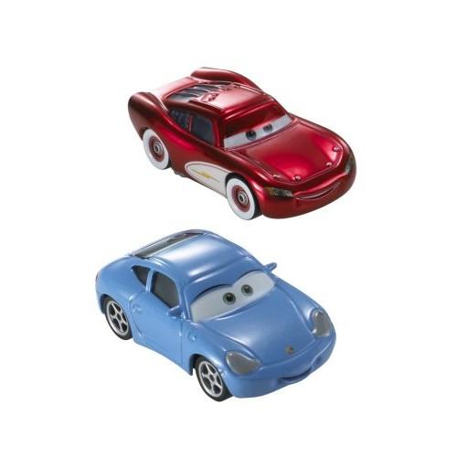 Cars Movie Moments Sally & Cruising McQueen