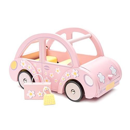 Le Toy Van – Daisylane Sophie's Car Toy   Wooden Car Accessories Play Set