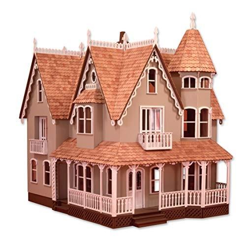 Greenleaf Garfield Dollhouse Kit – 1 Inch Scale