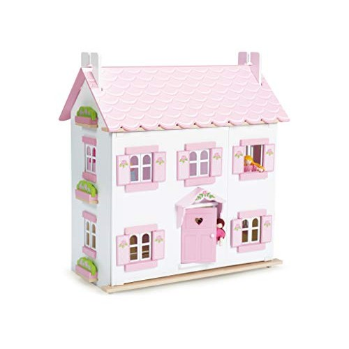Le Toy Van – Iconic Sophie's Large Wooden Doll House   Dream House Wooden