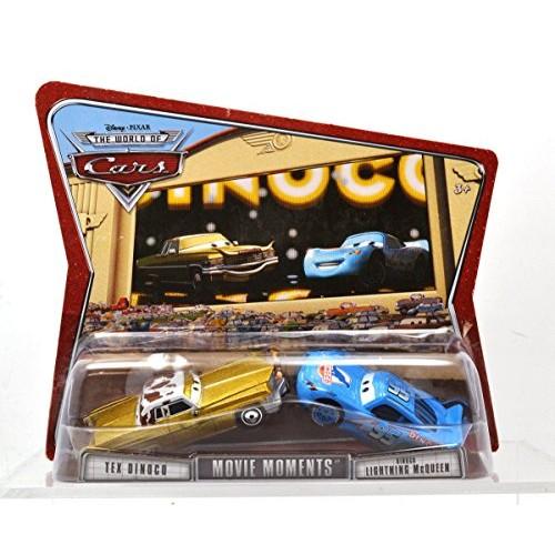 Cars Movie Moments Tex Dinoco & Dinoco Lightning McQueen