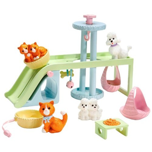 Caring Corners – Pet Playground Accessory Pack