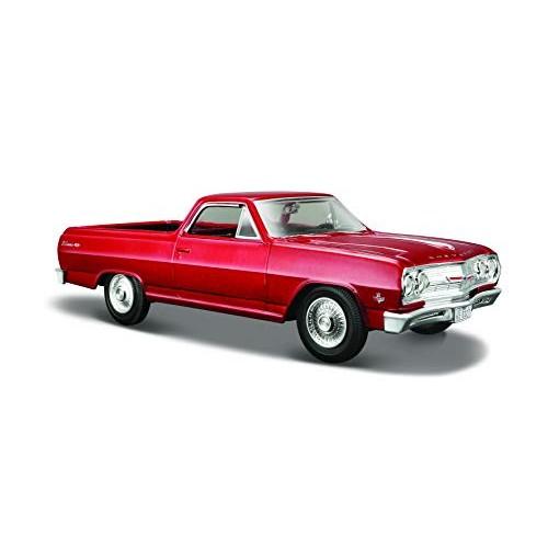 Maisto 1:25 1965 Chevy El Camino Diecast Vehicle (Colors May Vary)
