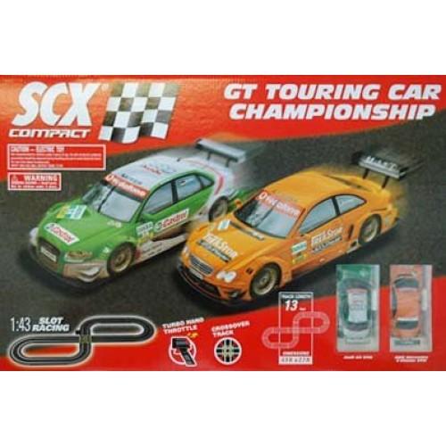 1:43 Compact GT Touring Car Championship Set