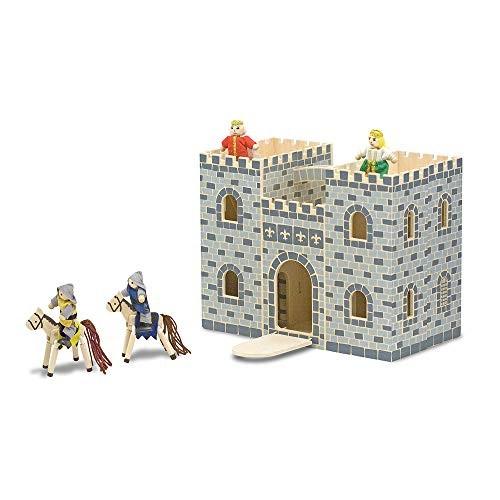 Melissa & Doug Fold Go Castle