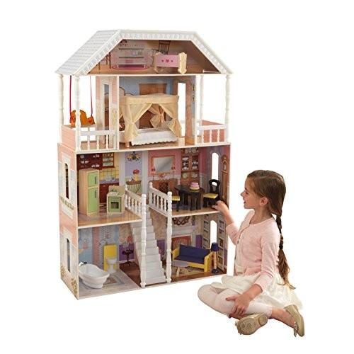 KidKraft Savannah Dollhouse with Furniture