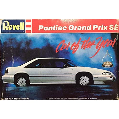 Revell 7171 1989 Pontiac Grand Prix SE – Car of the Year – Can