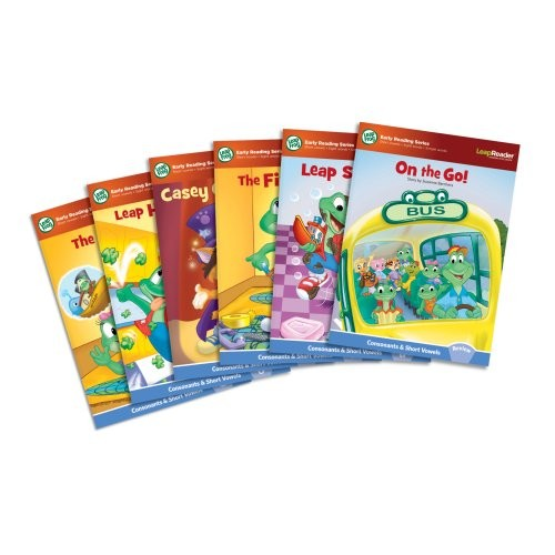 LeapFrog LeapReader Learn to Read Volume 1 works with Tag