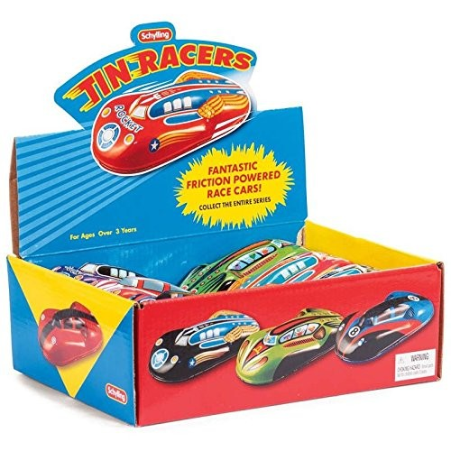 Schylling Toy Car Tin Friction