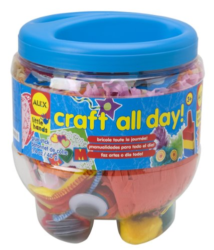 ALEx Toys Little Hands Craft All Day Preschool Supply Jar