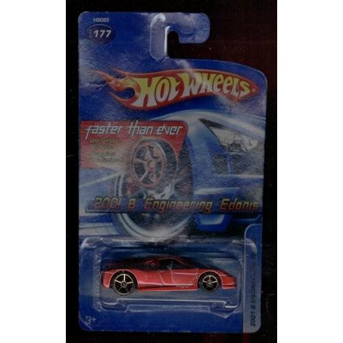 Mattel Hot Wheels 2005-177 2001 B Engineering Edonis 1 64 Scale