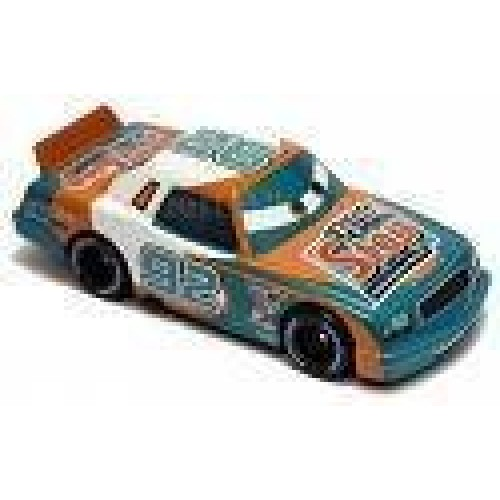 Loose Removed From Package Sputter Stop Disney Cars 1:55 Scale Mattel Loose Never Played