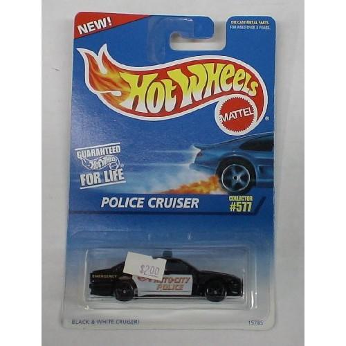 Hot Wheels Police Cruiser #577