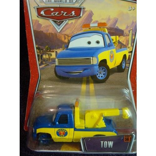 Disney the World of Cars #56 Tow Pixar Truck