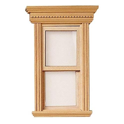 Houseworks Ltd Dollhouse Miniature Window Yorktown Non-Working #HW5041