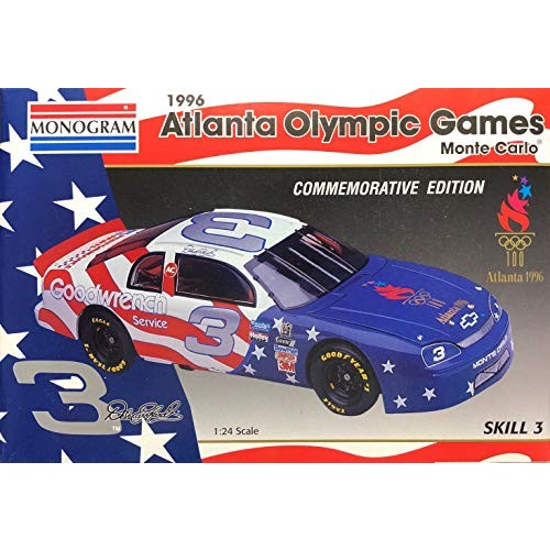 1996 Atlanta Olympic Games Monte Carlo Monogram Model
