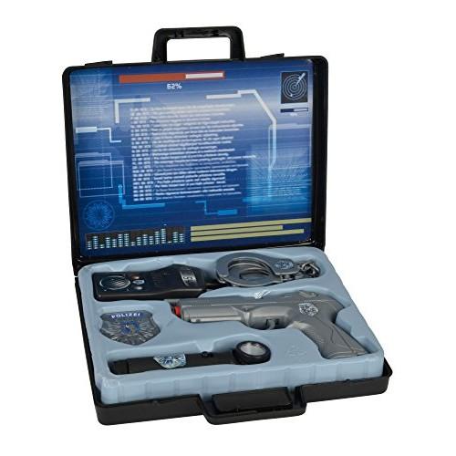 Simba 108108525 Police Equipment Set in Case