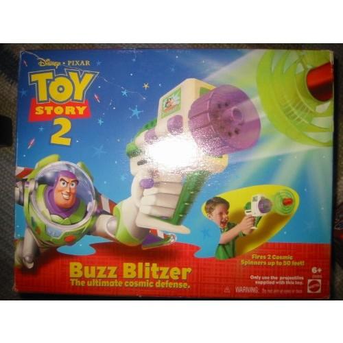 Disney Pixar Toy Story 2 Buzz Blitzer – The Ultimate Cosmic Defense