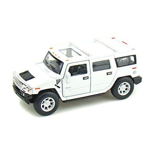 Xingcolo 2008 Hummer H2 SUV 1/40 White