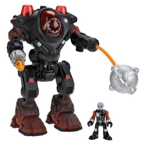 Fisher-Price Imaginext Robot Police Villain