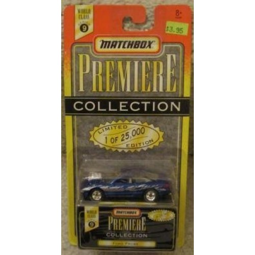 Matchbox – Premiere Collection – World Class Series 9 – BLUE FORD PROBE –